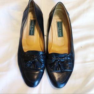 Vintage Cole Haan tasseled loafer